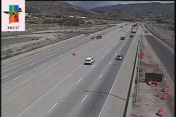 I-40 at Tramway