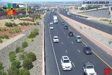I-40 at I-25